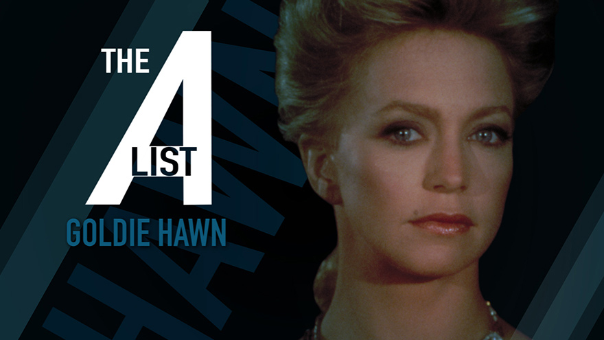 'The A-List: Goldie Hawn' on HDNET MOVIES