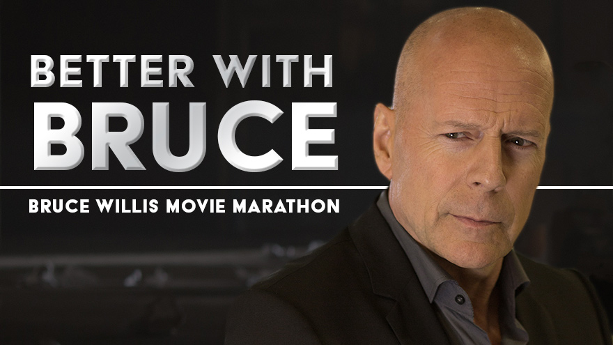 'Better with Bruce' on HDNET MOVIES