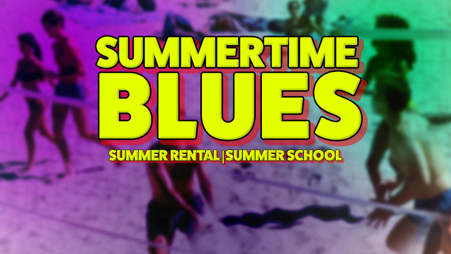 'Summertime Blues' on HDNET MOVIES