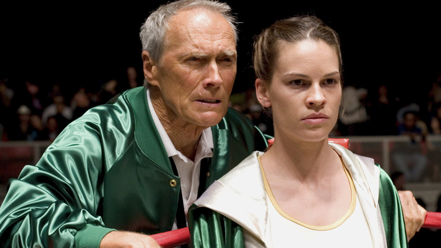 'Million Dollar Baby' on HDNET MOVIES