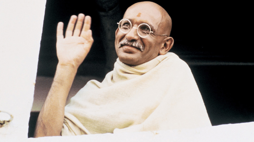 'Gandhi' on HDNET MOVIES