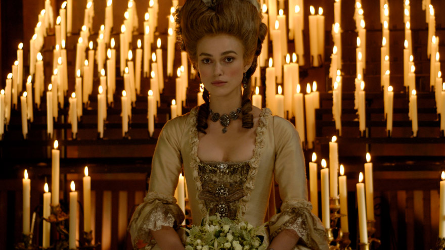 'The Duchess' on HDNET MOVIES