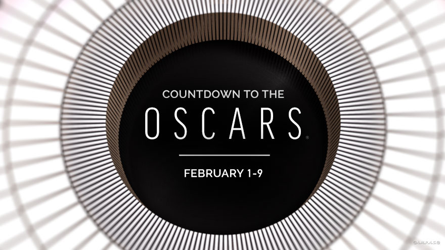 'Countdown to the Oscars®' on HDNET MOVIES
