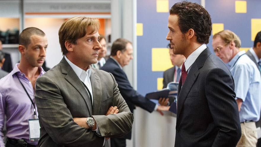 'The Big Short' on HDNET MOVIES