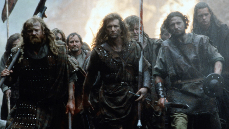 'Braveheart' on HDNET MOVIES