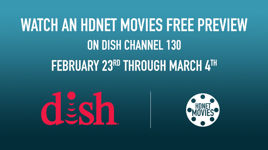 Dish Free Preview on HDNET MOVIES