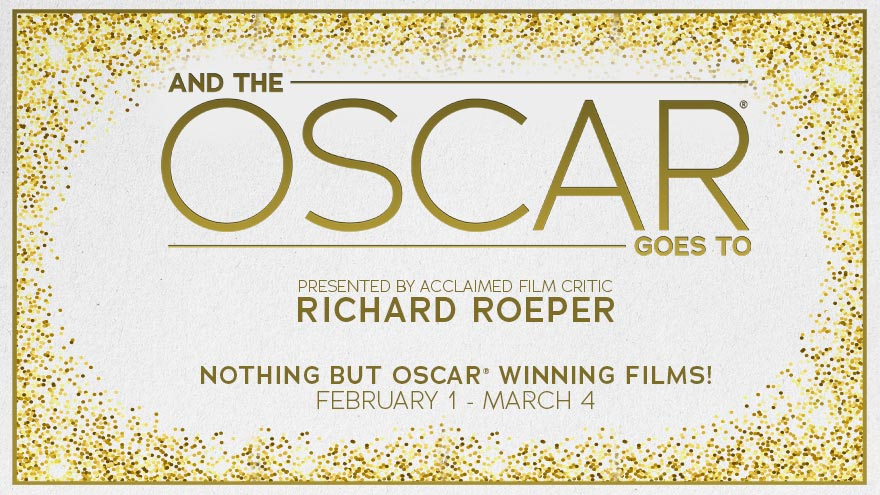 'And the Oscar Goes to' on HDNET MOVIES
