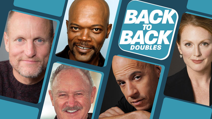 'Back to Back Doubles' on HDNET MOVIES