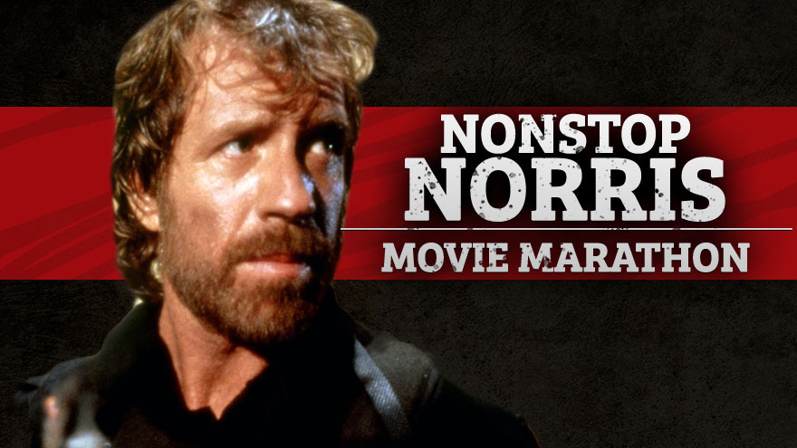 'Non Stop Norris' on HDNET MOVIES