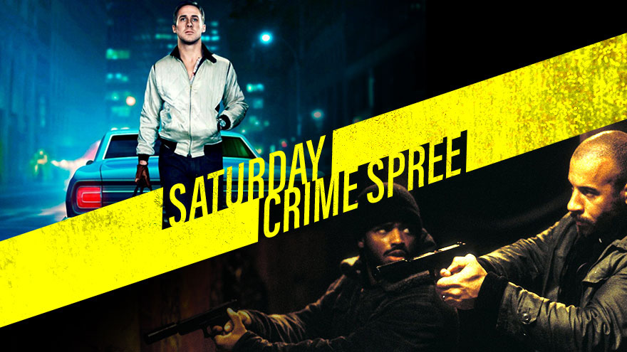 'Saturday Crime Spree' on HDNET MOVIES