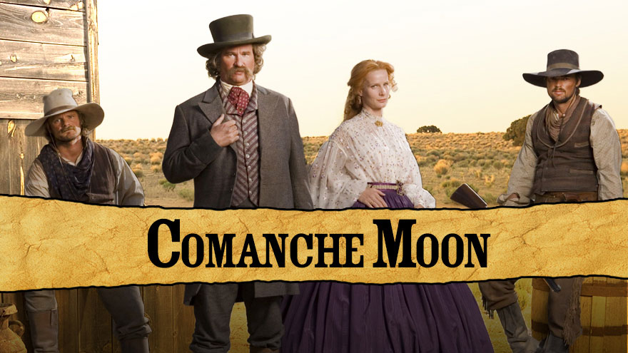 'Comanche Moon' on HDNET MOVIES