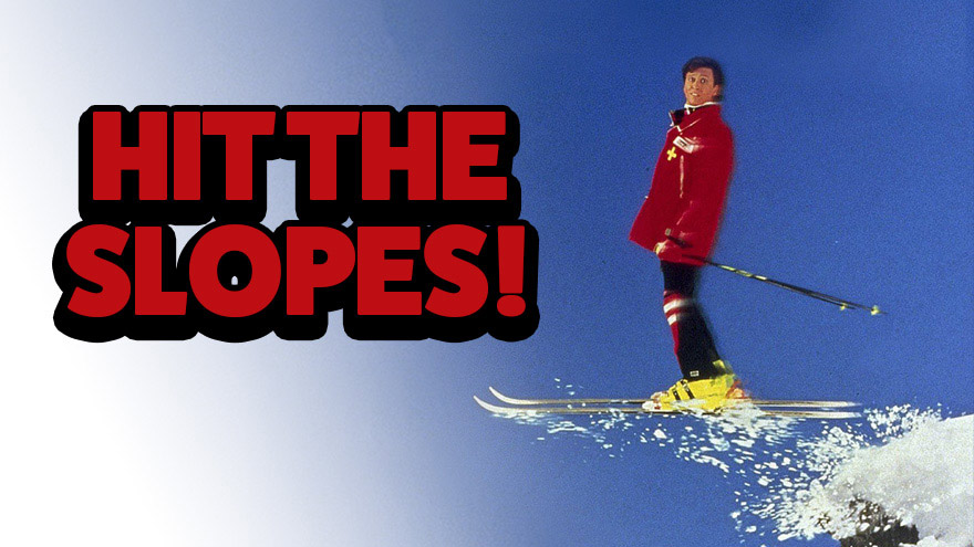 'Hit the Slopes' on HDNET MOVIES