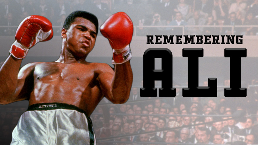 'Remembering Ali' on HDNET MOVIES