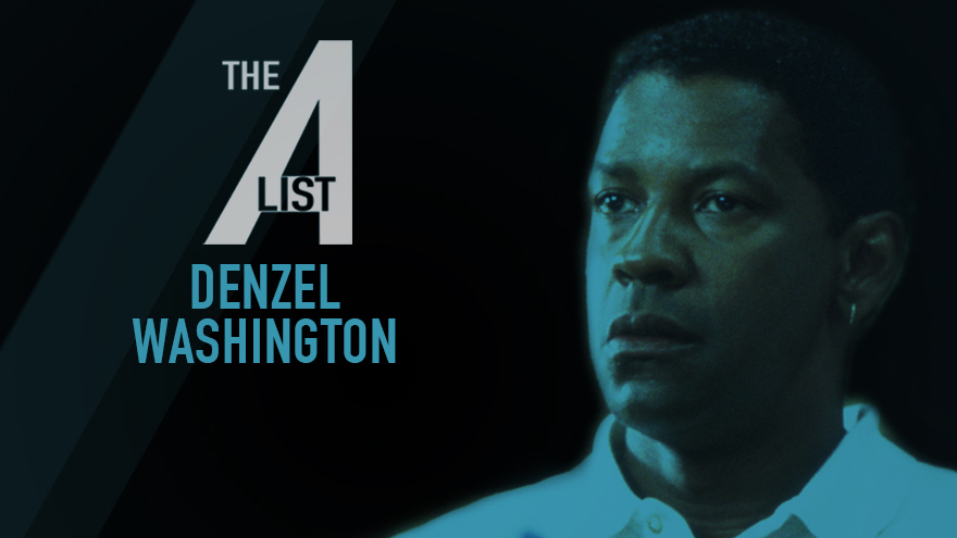 'The A List: Denzel Washington' on HDNET MOVIES