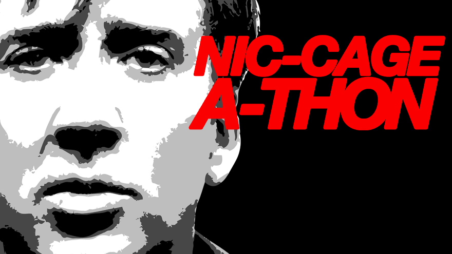 'Nic-Cage-A-Thon' on HDNET MOVIES