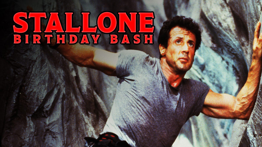 'Stallone Birthday Bash' on HDNET MOVIES