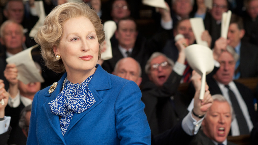 'The Iron Lady' on HDNET MOVIES