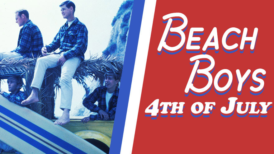 'Beach Boys 4th of July' on HDNET MOVIES