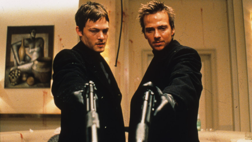 'The Boondock Saints' on HDNET MOVIES