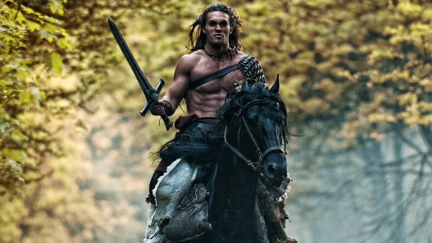 'Conan the Barbarian' on HDNET MOVIES