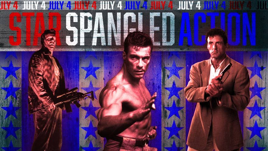 'Star Spangled Action' on HDNET MOVIES