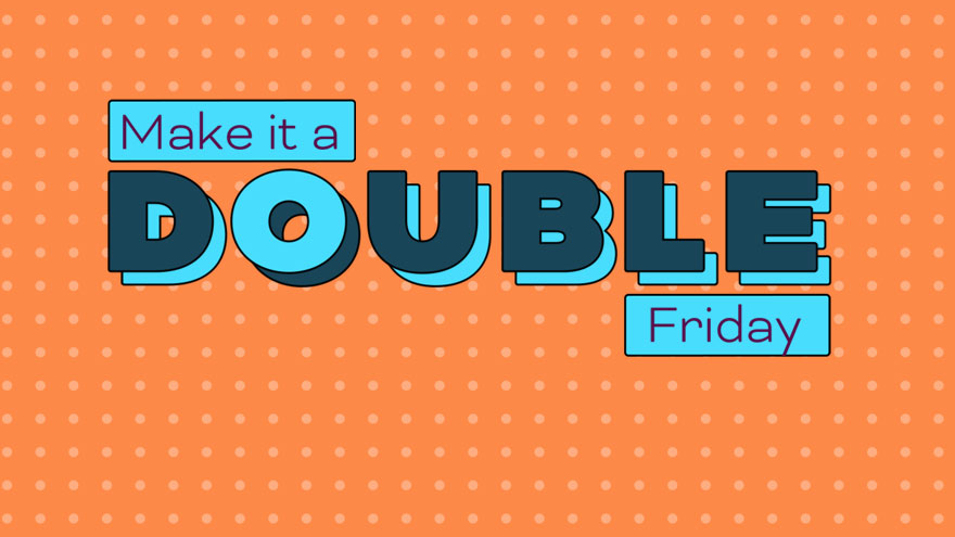 'Make It A Double Fridays' on HDNET MOVIES