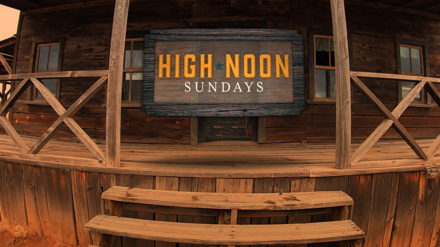 'High Noon Sundays' on HDNET MOVIES