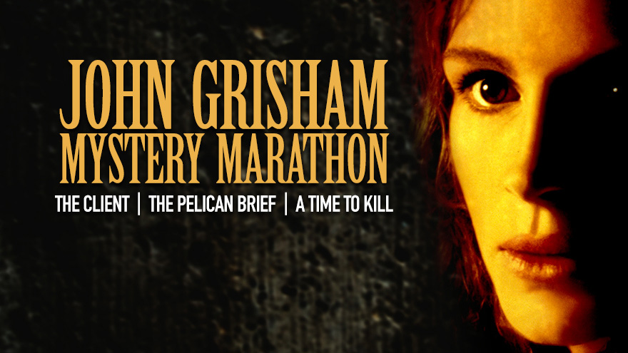 'John Grisham Mystery Marathon' on HDNET MOVIES