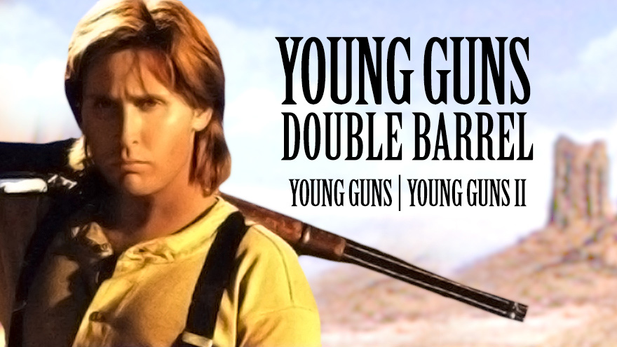 'Young Guns Double Barrel' on HDNET MOVIES