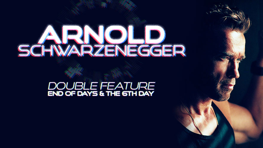 'Arnold Schwarzebegger Double' on HDNET MOVIES