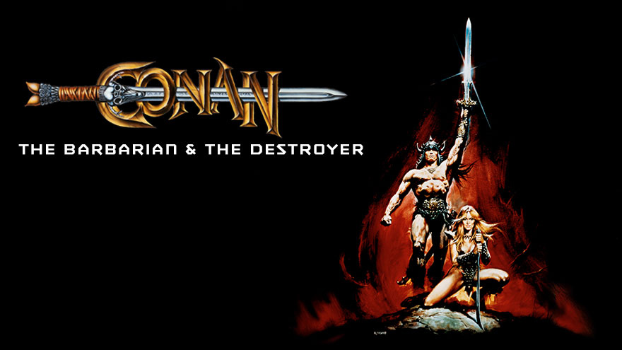 'Conan Double' on HDNET MOVIES