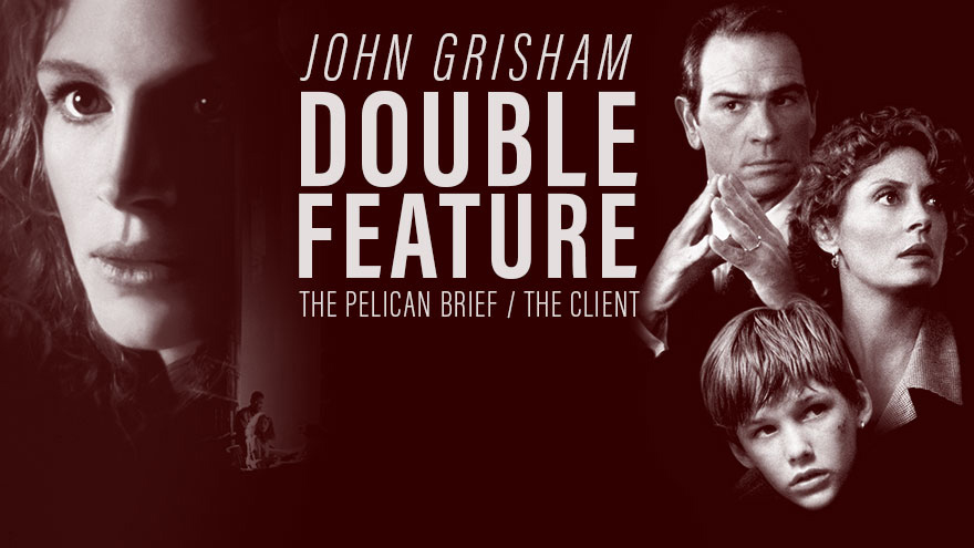 'John Grisham Double Feature' on HDNET MOVIES