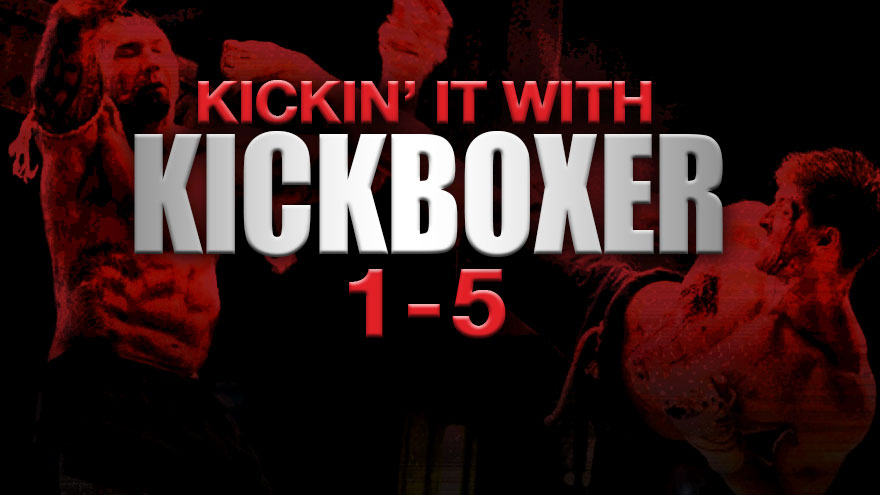 'Kickin' It With Kickboxer' on HDNET MOVIES