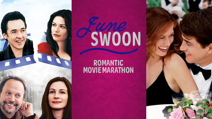 'June Swoon: Romantic Movie Marathon' on HDNET MOVIES