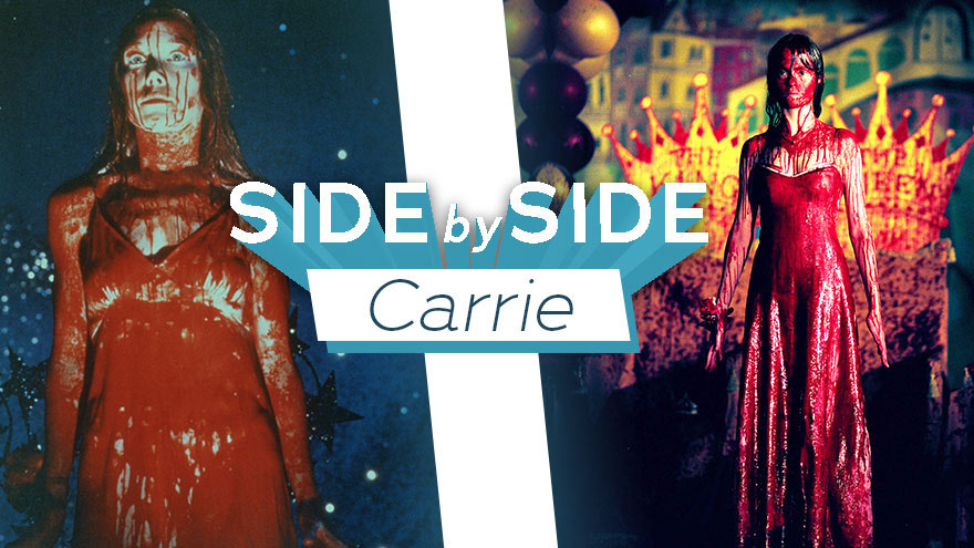 'Side by Side: Carrie' on HDNET MOVIES