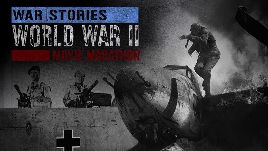 'War Stories World War II' on HDNET MOVIES