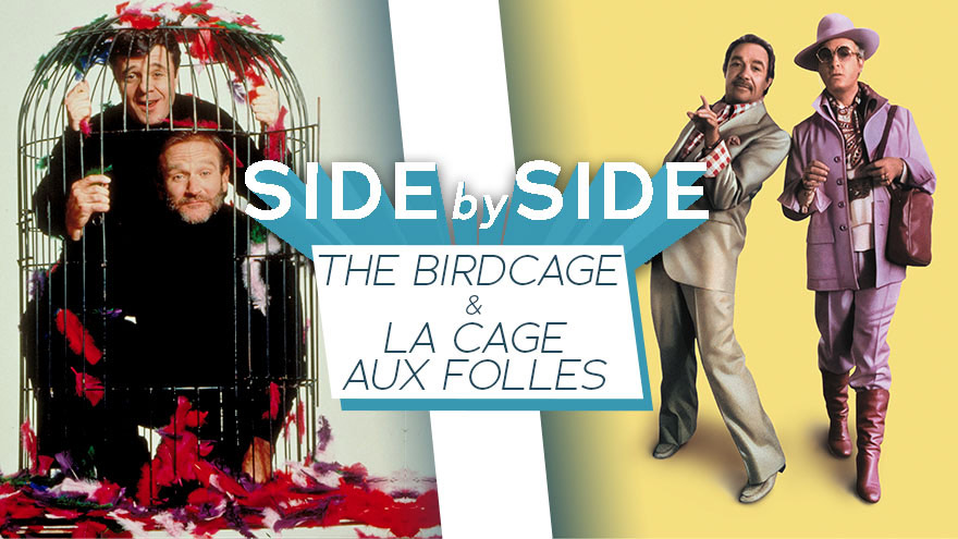 'Side By Side: The Birdcage' on HDNET MOVIES