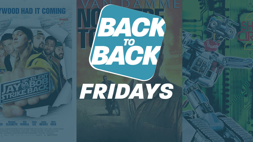 'Back to Back Fridays' on HDNET MOVIES