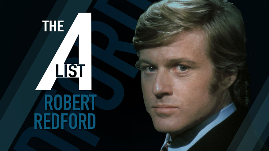 the a-list: robert redford – hdnet movies