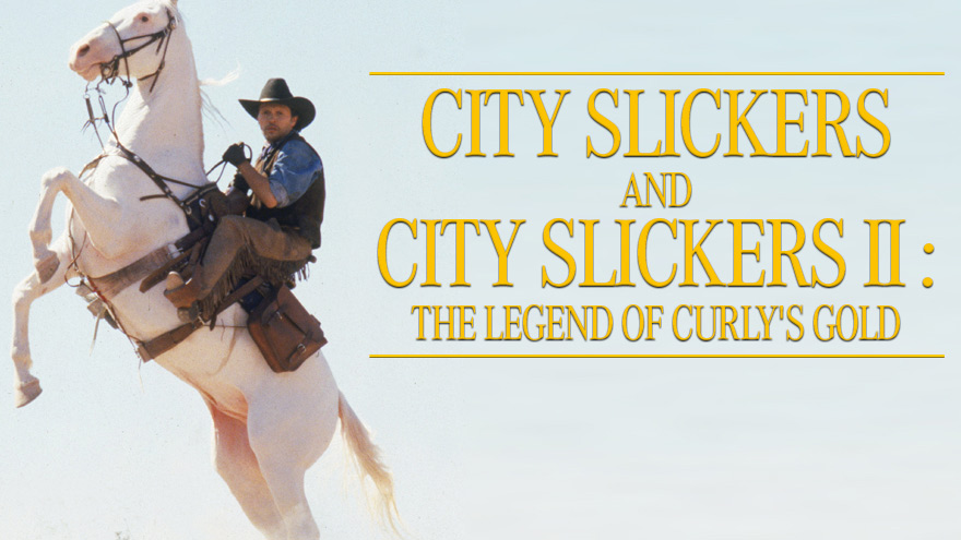 'City Slickers Double Feature' on HDNET MOVIES