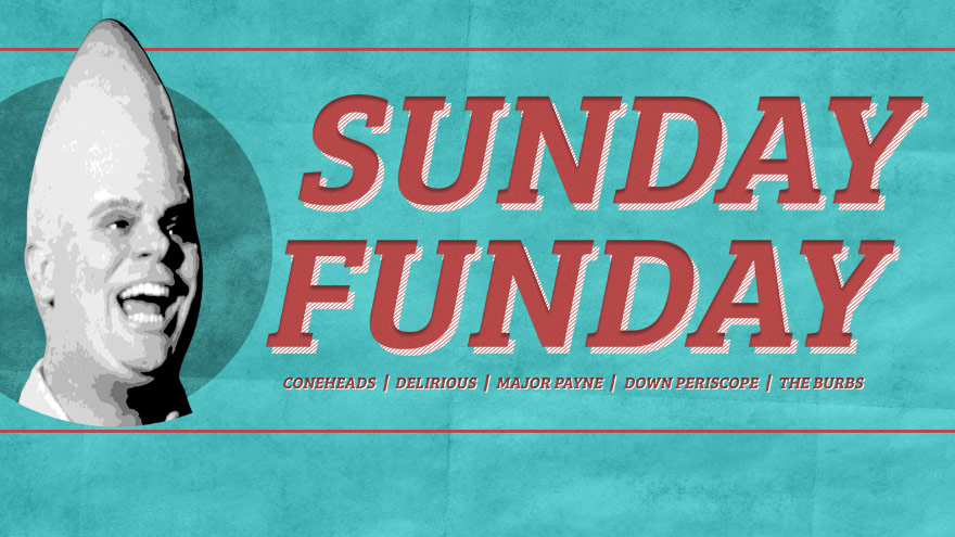 'Sunday Funday' on HDNET MOVIES