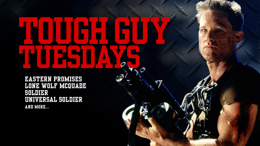 'Tough Guy Tuesdays' on HDNET MOVIES