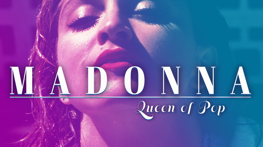 'Madonna: Queen Of Pop' on HDNET MOVIES