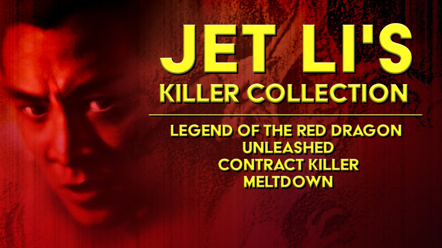 'Jet Li's Killer Collection' on HDNET MOVIES