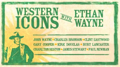 'Western Icons with Ethan Wayne' on HDNET MOVIES