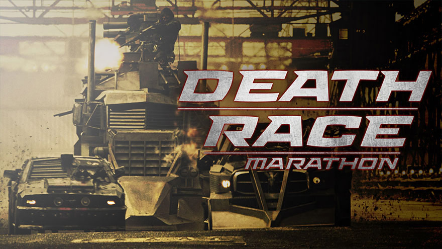 'Death Race Marathon' on HDNET MOVIES