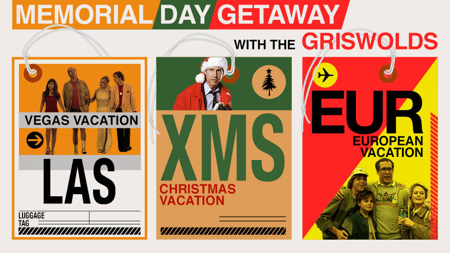 'Memorial Day Getaway with the Griswolds' on HDNET MOVIES