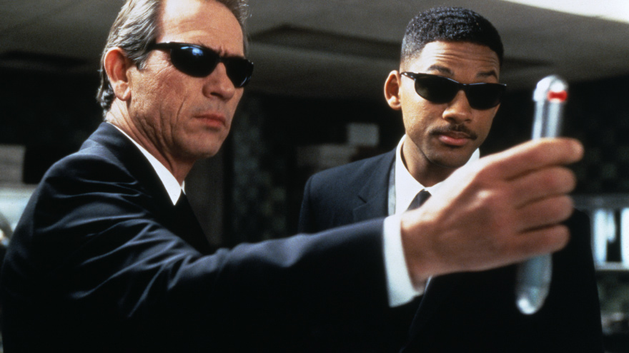 'Men in Black' on HDNET MOVIES