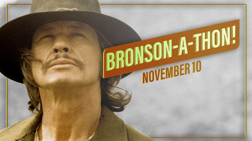 'Bronson-A-Thon' on HDNET MOVIES