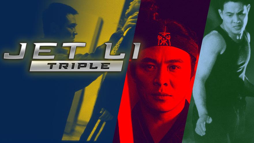 'Jet Li Triple' on HDNET MOVIES